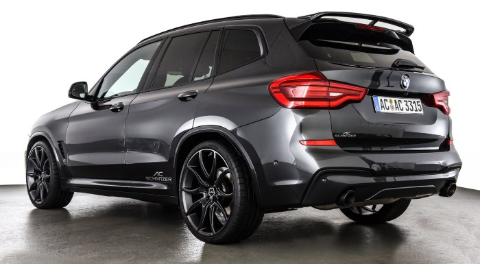Ac2 Wheels For Bmw X3 G01 And Bmw X4 G02