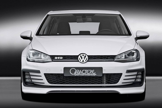caractere volkswagen golf 7 gti gtd. Black Bedroom Furniture Sets. Home Design Ideas